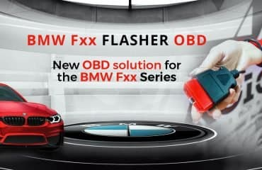 Standalone OBD solution for BMW & Mini Fxx series vehicles