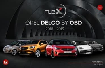 OBD solutions for Delco ECUs on 2018/2019 vehicles