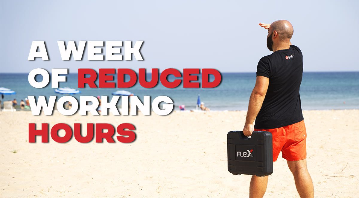 A week of reduced working hours at Magicmotorsport